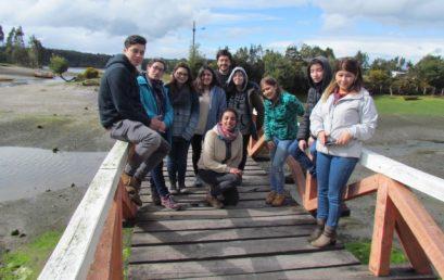 Estudiantes visitan Comunidad Adue de El Dao