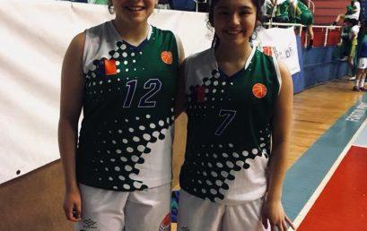 Alumnas representan al colegio en campeonato nacional