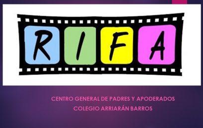 RESULTADOS RIFA C.G.P.A. 2019