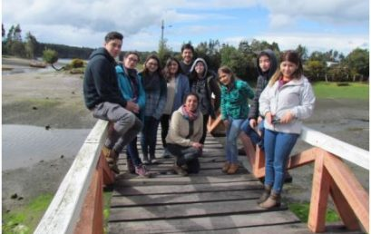 Estudiantes publican en revista Brotes Científicos de la Universidad de Santiago de Chile