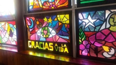 Exposición Violeta Parra