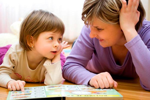 Lectura en la primera infancia