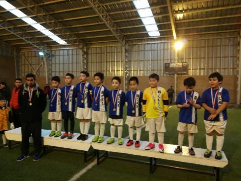 4° Lugar en Campeonato de Fútbol