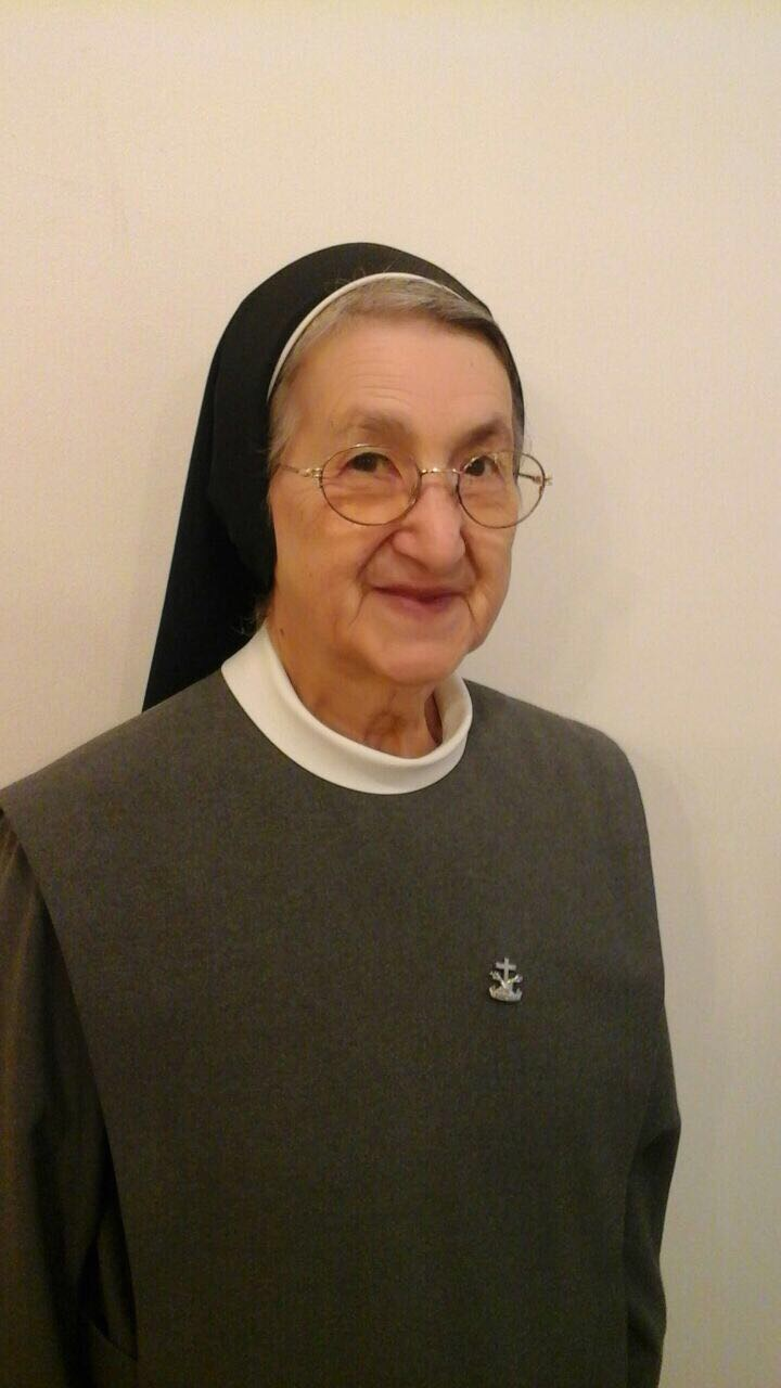 Fallecimiento de Sor Teresa Rodríguez