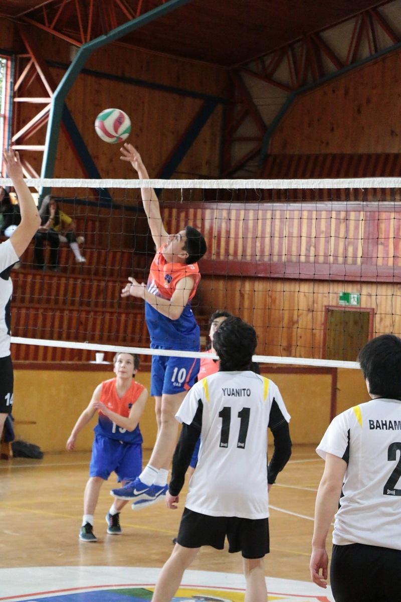 "Campeonato Vóleibol ""Nicolás Oyarzún"""