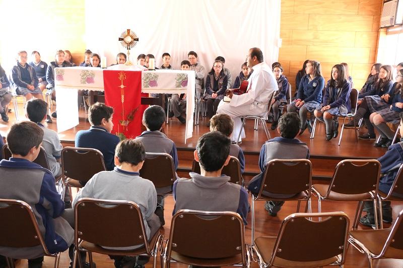 Semana Santa en el Colegio