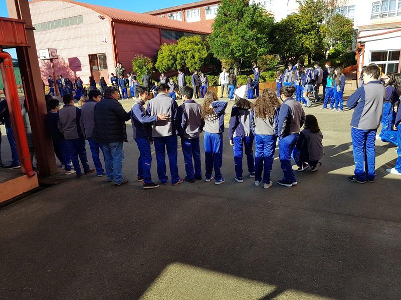 Colegio Celebra Día de la Convivencia Escolar