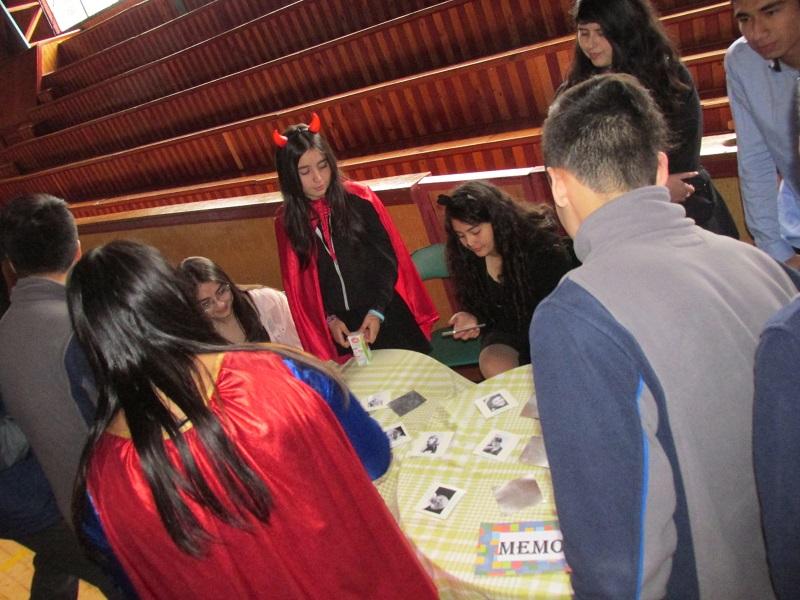 Feria del Libro en el Colegio