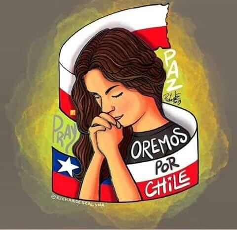 REFLEXION Y ORACIÓN POR CHILE